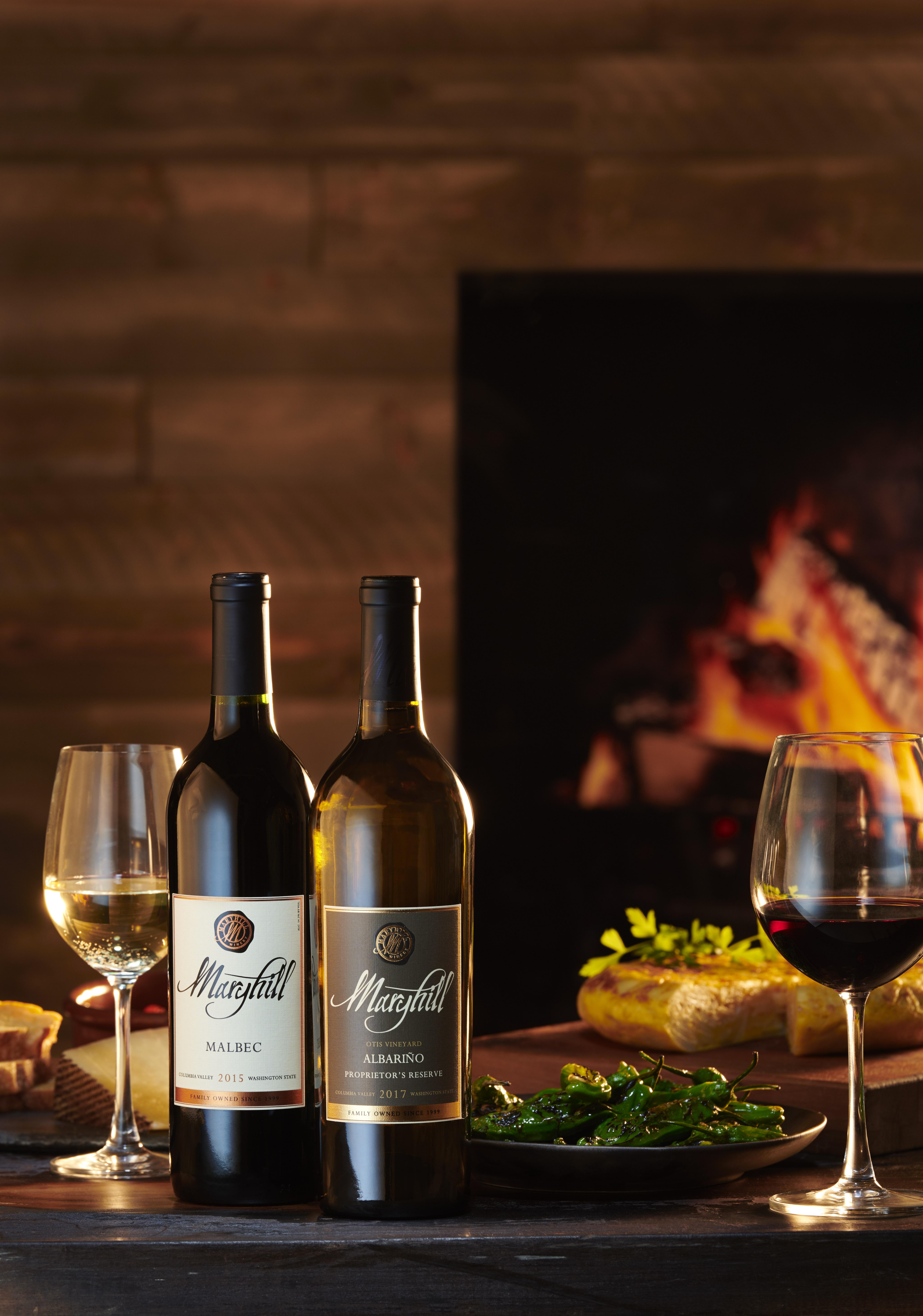 Maryhill Winery Trade Media Use