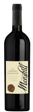 2013 Cabernet Sauvignon, Kiona Vineyards