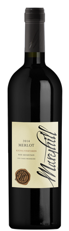 2014 Merlot, Kiona Vineyards