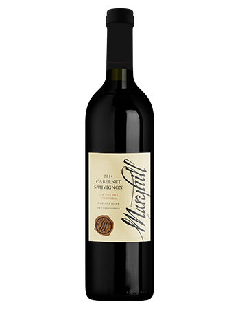 2015 Cabernet Sauvignon, Clifton Hills Vineyard
