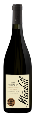2016 Cinsaut, McKinley Springs Vineyard