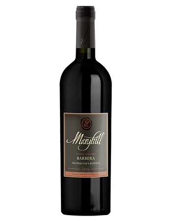2016 Barbera Proprietor's Reserve