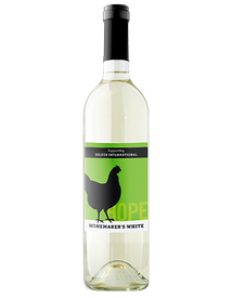 2016 Winemaker's White, Heifer International (Green)